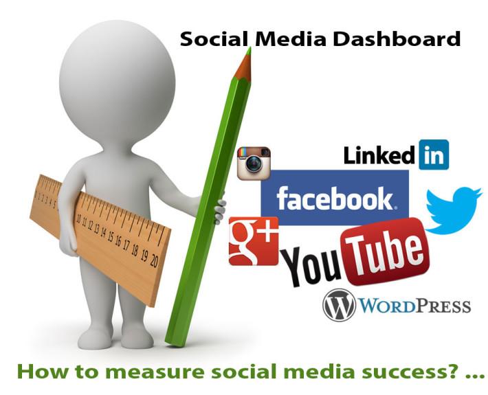 Social Media Dashboard