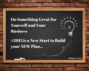Do Something Great for Yourself and Your Business