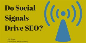 Do Social Signals impact our SEO?