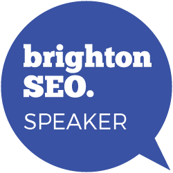 Brighton SEO speaker