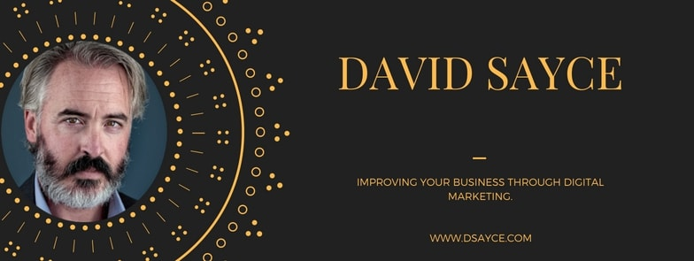 David Sayce Page Speed and SEO