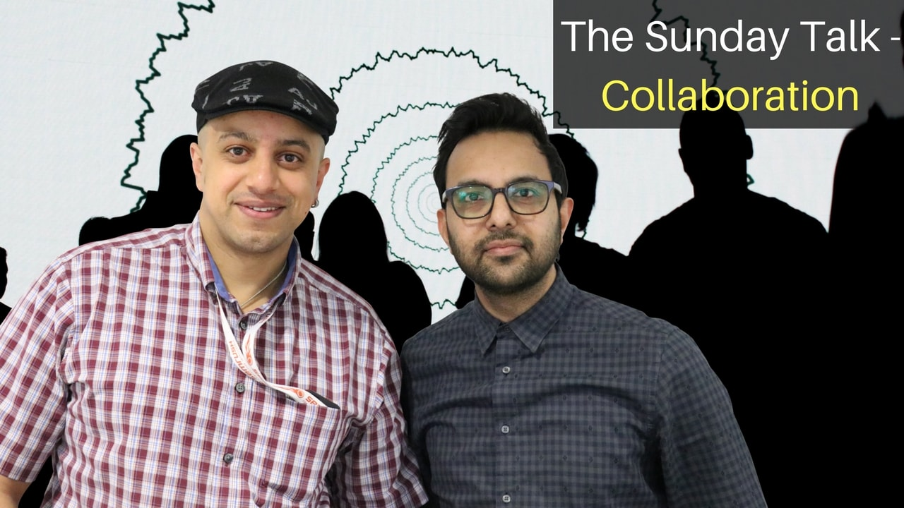 The Sunday Talk - Collaboration