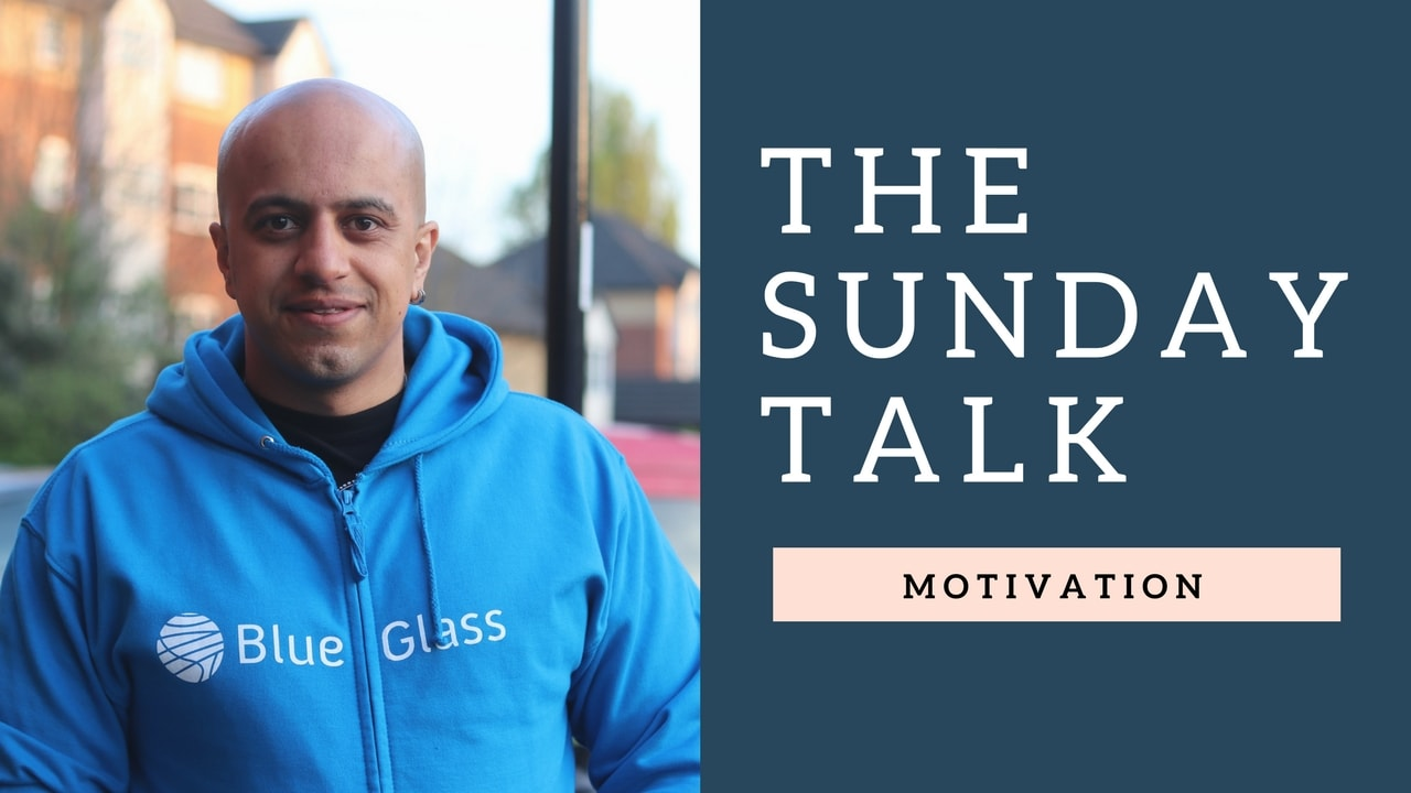 The Sunday Talk - Motivation