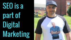 SEO is a part of Digital Marketing