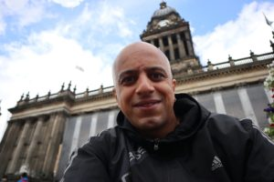 Omi Sido in Leeds