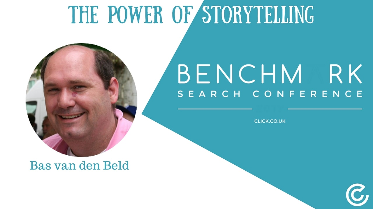 The power of storytelling with Bas van den Beld