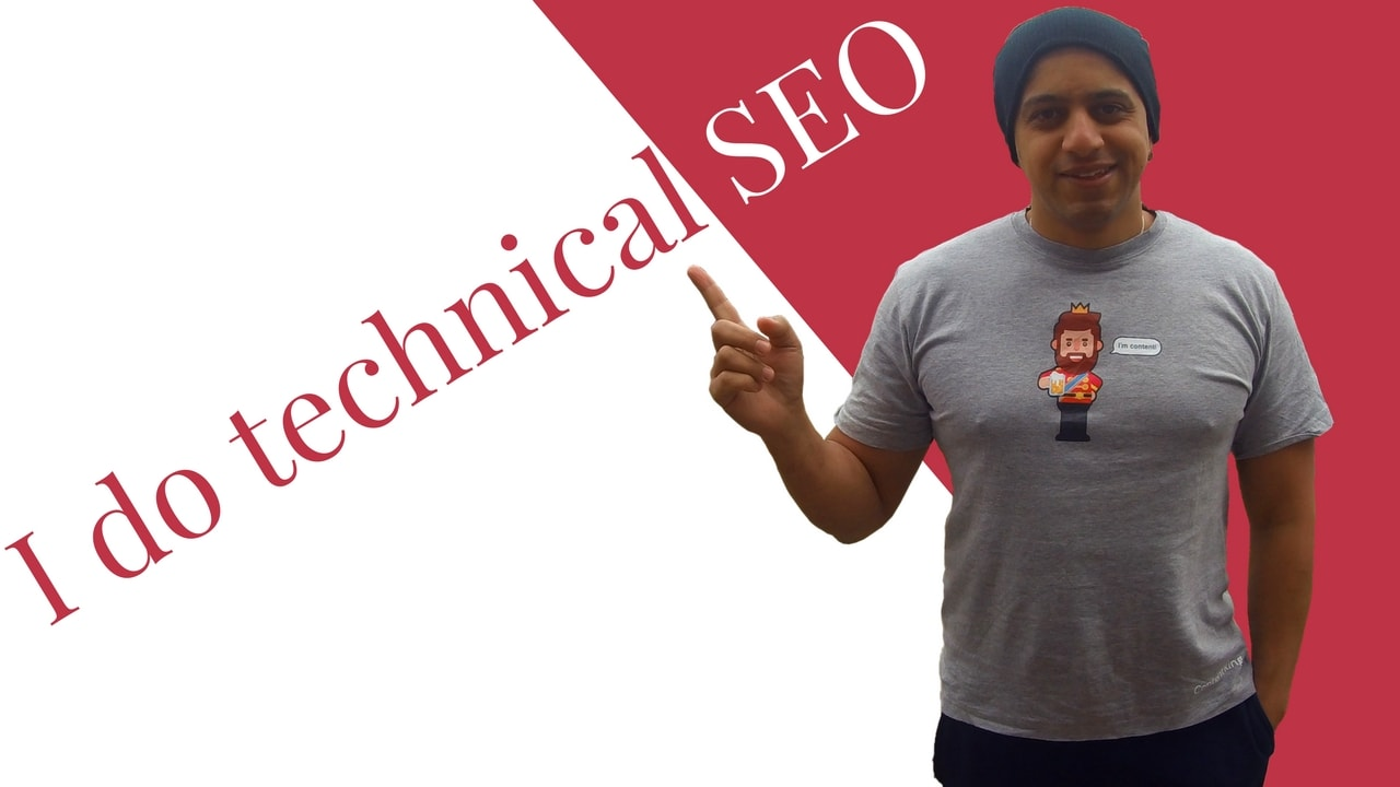 The Sunday Talk - I do technical SEO