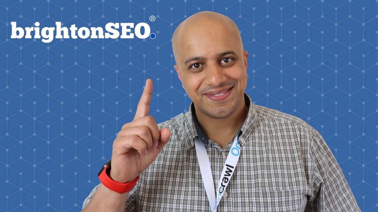 Why attend BrightonSEO?