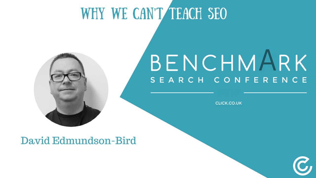 Why We Can't Teach SEO