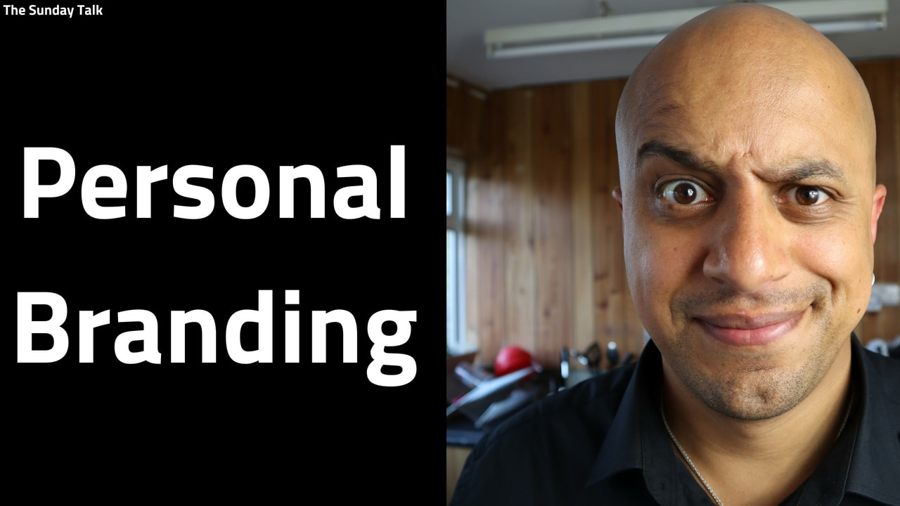 The Sunday Talk - Personal Branding