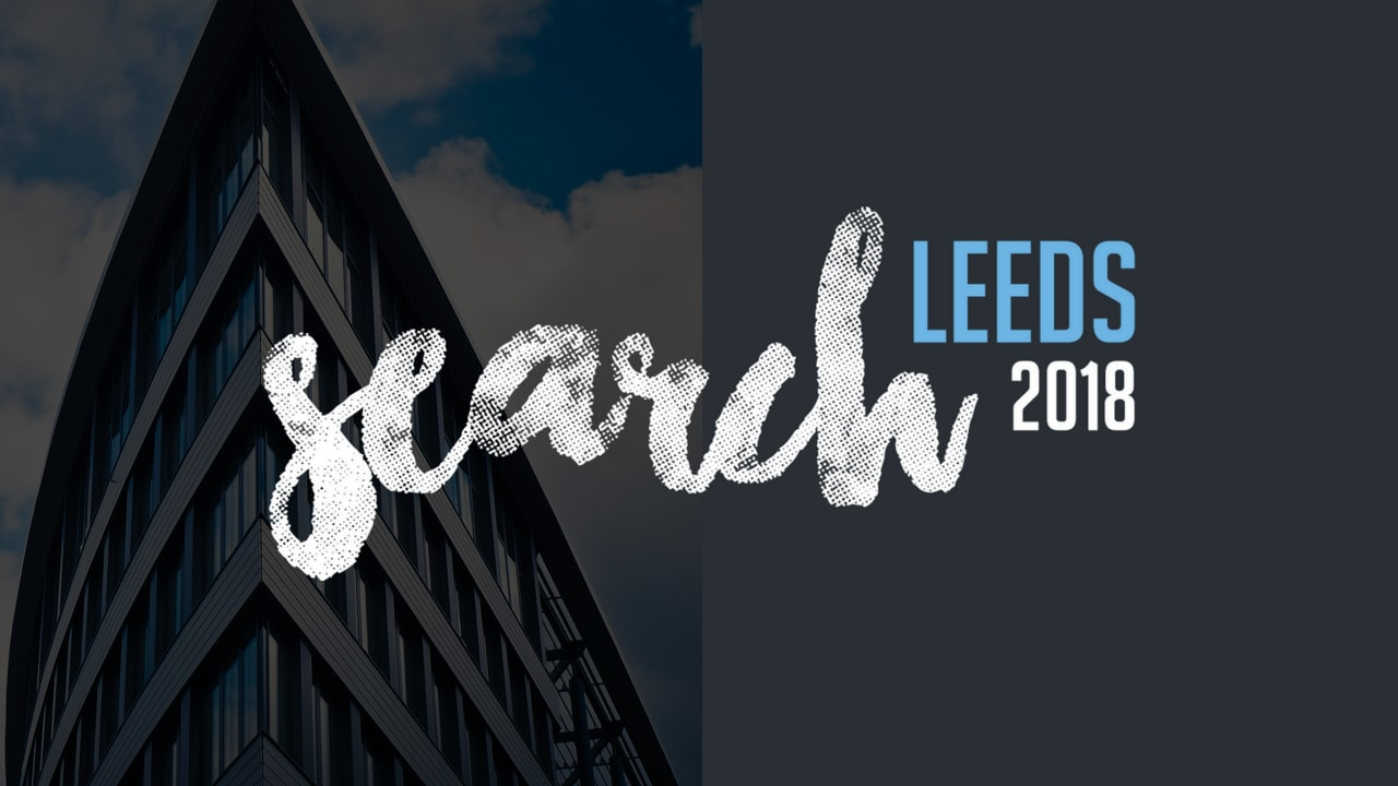 Search Leeds SEO conference