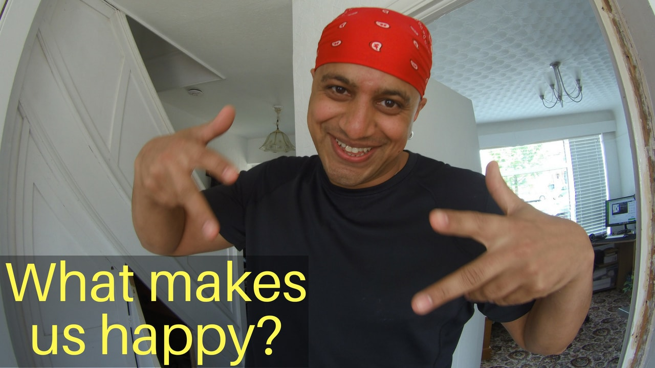 The Sunday Talk – What makes us happy?