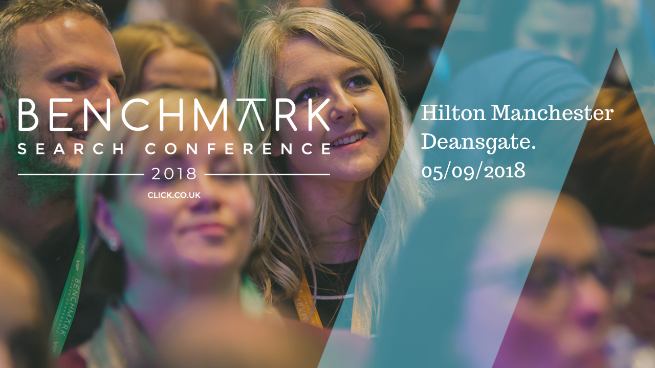 Benchmark Search Conference 2018