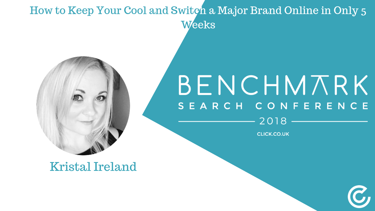 How to Keep Your Cool and Switch a Major Brand Online in Only 5 Weeks