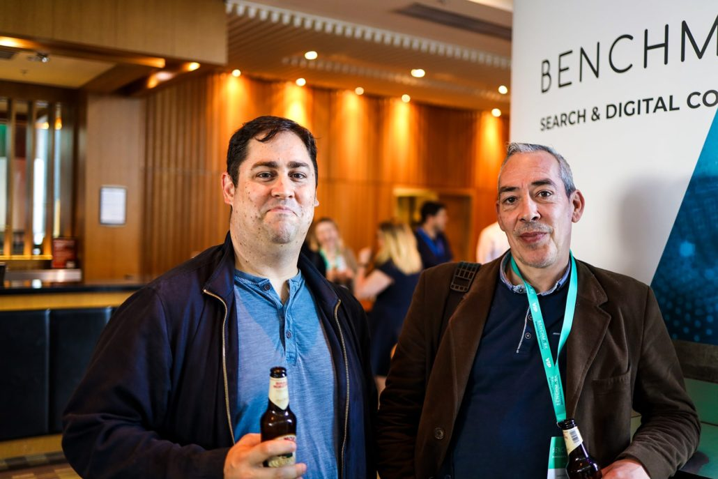 Nick Wilsdon at Benchmark Search Marketing Conference 2019