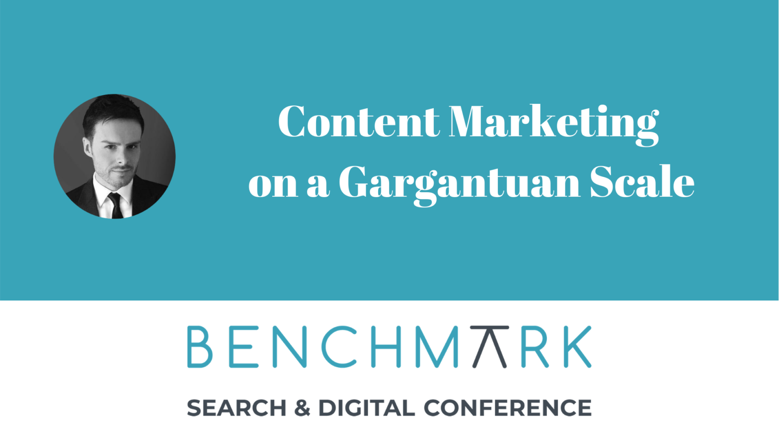 Content Marketing on a Gargantuan Scale