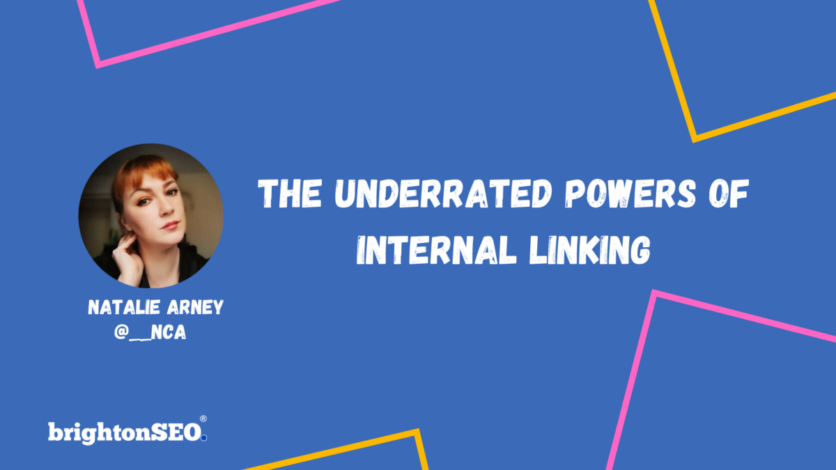 The underrated powers of internal linking